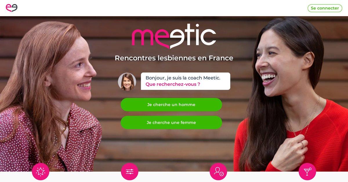 Meetic rencontre lesbienne